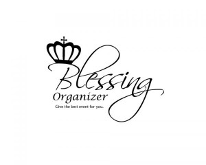 blessing organizer